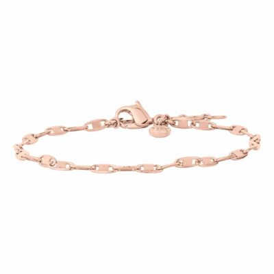 SHINY Bracelet, doré rose,